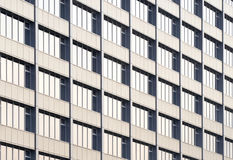 budynku biura okno Fotografia Stock