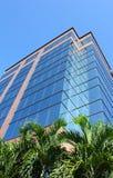 budynku biuro szklany nowożytny zdjęcie stock