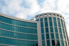 budynku biuro szklany nowożytny Fotografia Royalty Free
