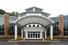 budynku biuro zewnętrzny medyczny nowy Obrazy Royalty Free
