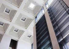 Budynku Biurowego sufit zdjęcie stock