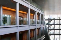 Budynku Biurowego wnętrze obraz royalty free