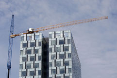 budynku budowy biuro Zdjęcie Stock