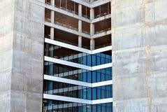 budynku budowy wysoki wzrost Obraz Stock