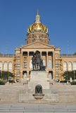 budynku capitol Zdjęcie Royalty Free