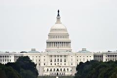 budynku capitol dc stan zlany Washington fotografia stock