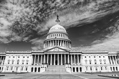 budynku capitol dc stan zlany Washington zdjęcie stock