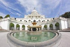 budynku capitol dc stan zlany Washington Fotografia Royalty Free