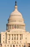 budynku capitol dc Washington Obrazy Royalty Free