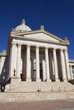 budynku capitol Oklahoma stan Obraz Royalty Free