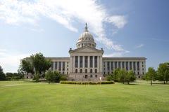 budynku capitol Oklahoma stan zdjęcie royalty free
