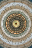 budynku capitol rotundy stan Texas zdjęcie stock