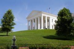 budynku capitol Virginia obraz royalty free