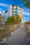 budynku centre miasto nowożytny Obraz Royalty Free