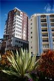 budynku centrum miasta Zdjęcie Stock