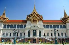 budynku chakri keaw Maha phra prasat wat Obraz Stock