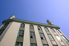 budynku chińczyka meczet Obraz Royalty Free