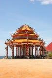 Budynku chiński styl Fotografia Royalty Free