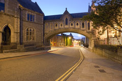 budynku Christ kościelny dublinia historyczny Zdjęcie Royalty Free