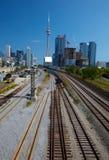 budynku cn Toronto wierza Obraz Stock