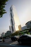 budynku coex Seoul Fotografia Royalty Free