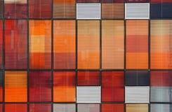 budynku dekoraci ściana Fotografia Royalty Free