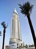 budynku Dubai highrise Obraz Royalty Free
