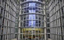 BUDYNKU element Paul Loebe dom Berlin, MARZEC - 20, 2016 - zdjęcia royalty free