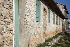 budynku fort Zdjęcia Stock