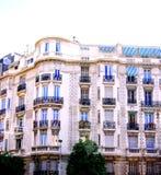 budynku francuz Zdjęcia Stock