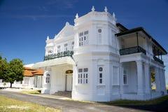 budynku George dziedzictwa miasteczko Obrazy Royalty Free