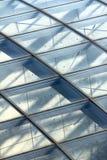 budynku glasshouse Obraz Royalty Free