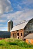 budynku gospodarstwo rolne Zdjęcia Royalty Free