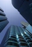 budynku highrise Zdjęcia Royalty Free