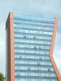 budynku hight nowożytny wzrost obraz royalty free