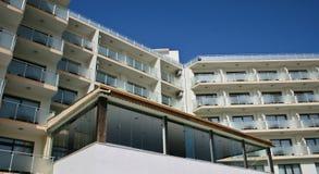 budynku hotel Obrazy Stock