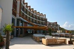 budynku hotel Zdjęcia Royalty Free