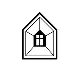 Budynku i inżynierii kreatywnie element dla use w Zdjęcia Royalty Free