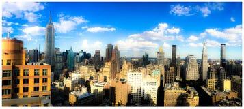 budynku imperium Manhattan nowy stan usa York Fotografia Royalty Free