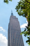 budynku imperium Manhattan nowy stan usa York fotografia stock