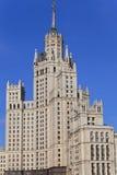 budynku imperium s Stalin styl Fotografia Royalty Free