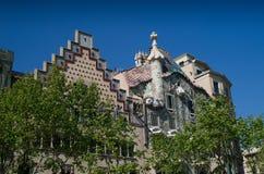 budynku jabłczany niesnaski Obraz Royalty Free