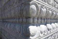 Budynku kamień węgielny Fotografia Stock