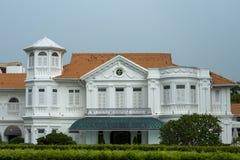 budynku kolonista stary Zdjęcia Royalty Free