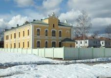 budynku kolor żółty zdjęcie stock