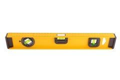 Budynku kolor żółty poziom Zdjęcia Stock
