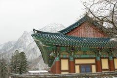 budynku Korea starzy południe zdjęcia royalty free