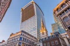 budynku królestwa London stary wierza zlany Victoria Zdjęcia Royalty Free