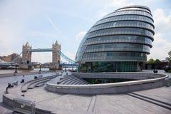 budynku królestwa London stary wierza zlany Victoria Fotografia Royalty Free