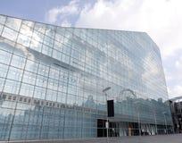 budynku Manchester nowożytni urbis Obrazy Stock